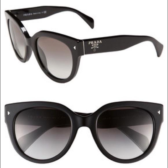 31d29fcdcaf Prada Heritage Cat Eye Sunglasses