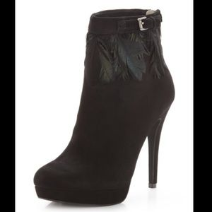 Michael Kors Black Vasha Booties