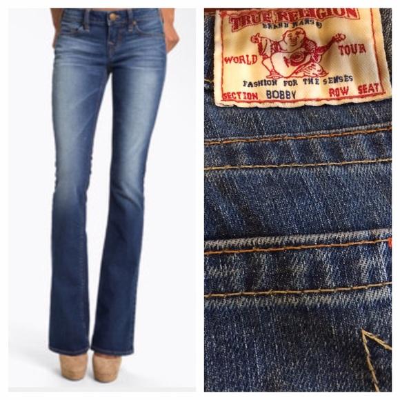 881ec6457 ... True Religion Bobby flare jeans. M 5619bbea4e8d17c97a0046cc