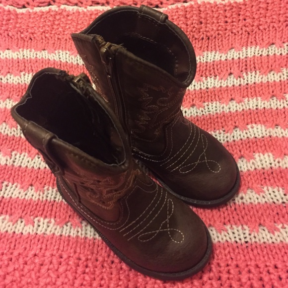 9c0d3a516bd Toddler Cowgirl Boots!