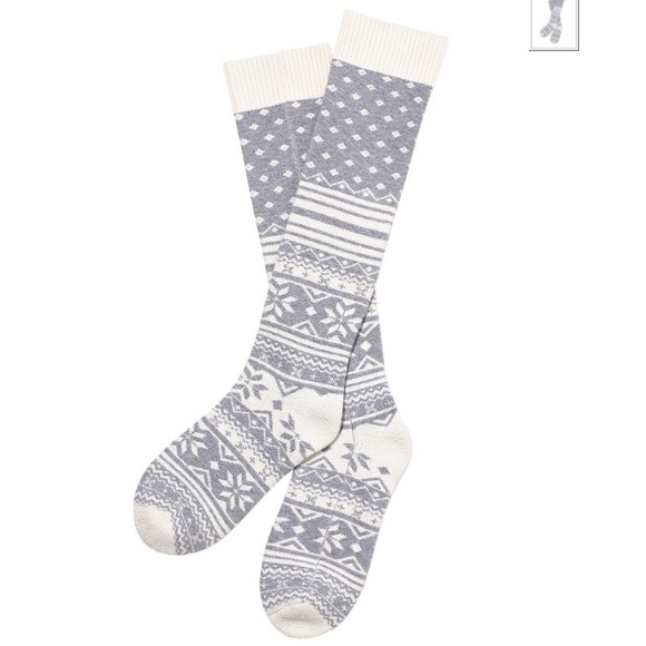 Victoria's Secret - New Victoria's Secret Fair Isle Socks ...