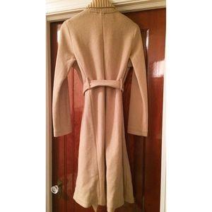 Banana Republic Sweaters - NWT Banana Republic Wool Wrap Long Sweater, Tan