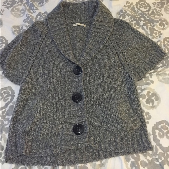Old Navy Sweaters - Gray dolman sleeve Old Navy cardigan