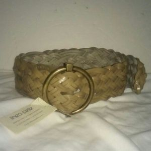 Linea Pelle Accessories - Linea Pelle leather Belt