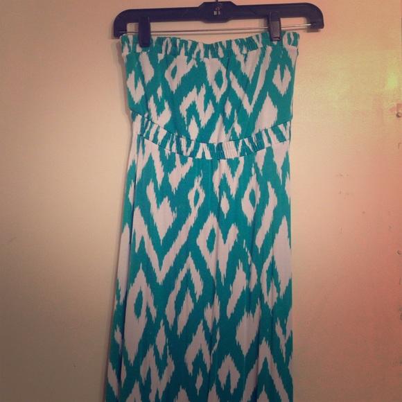 5 48 maxi dress boutique