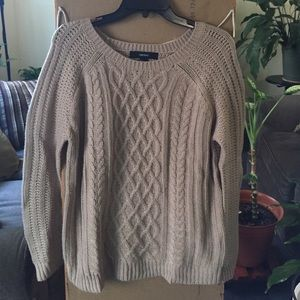 Forever 21 oversized sweater