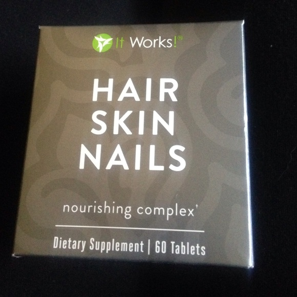 It works! Other | IT WORKS Hair Skin And Nails | Poshmark