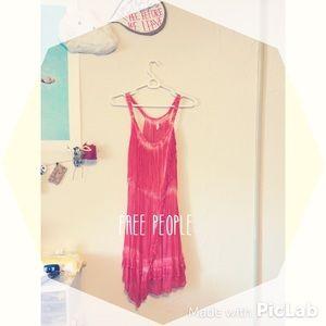 Fp dyed dress