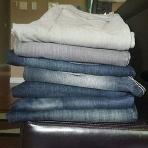 Denim - Denim blow out!, various fits and washes