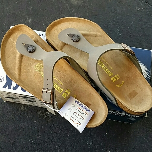 f739ce5871a9 Authentic Birkenstock Gizeh Model size 7