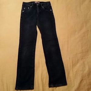 Levi's jeans size 12 slim kids, fits a size 0 or 1