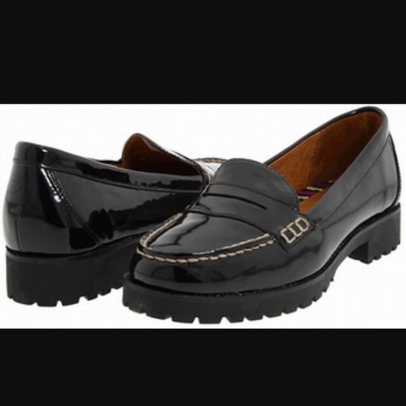 Sperry Windsor Patent Leather Loafer