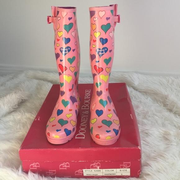 Dooney & Bourke - Dooney and Burke size 5 rain boots from ...