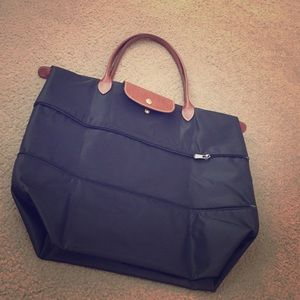 Longchamp Expandable Tote NEW!