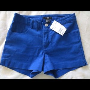 H&M Other - Royal Blue H &M Size 2 Shorts