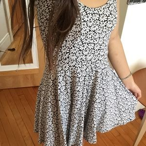 Aeropostale dresses black and white floral dress poshmark aeropostale dresses black and white floral dress mightylinksfo