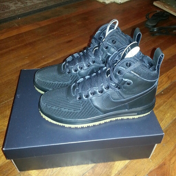 new product fdf9a f339b 72c32 912a8  clearance mens nike lunar force 1 duckboot 11.5 4088e e37c0
