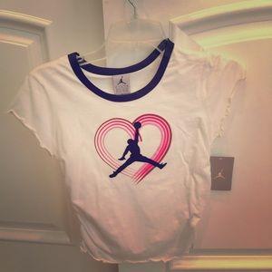 Girls Jordan Shirt