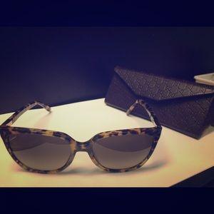 Gucci GG 3502/S 4GXED leopard sunglasses