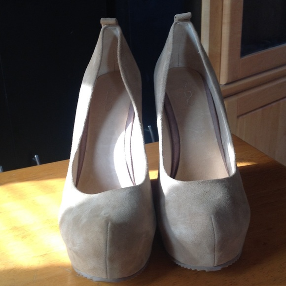 ecae318d265 ALDO Shoes - Aldo Calcagni Wedges