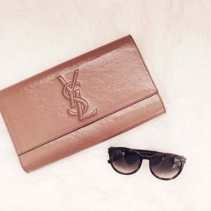 Saint Laurent belle du jour clutch