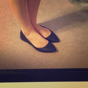 Old Navy Shoes - Black Ballet Flats