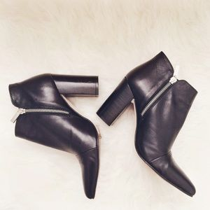 Zara ankle boots