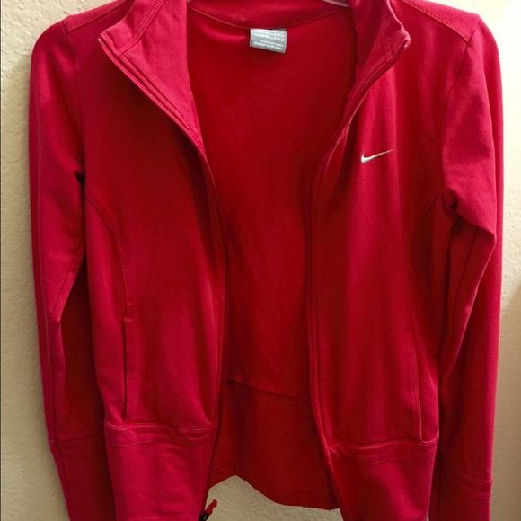 e0796d60bb3f Hot Pink Nike Jacket. M 561afd4c7e7ef6830101f2ec