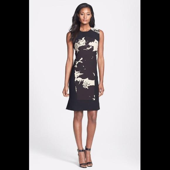 Rachel Roy Discount Gowns: Rachel Roy Rattan Shift Dress