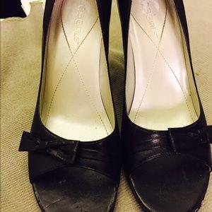 Black BCBGirls heel size 5.5