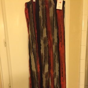Palazzo pants perfect for fall. XXL