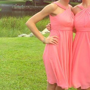 Dresses & Skirts - Coral Formal Dress