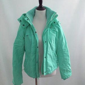 Hollister Jackets   Coats - Hollister winter ski jacket - size large. Mint cf9193361