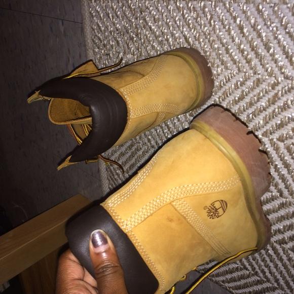 Timberland Boots Kvinner Størrelse 6 LQg8ifc