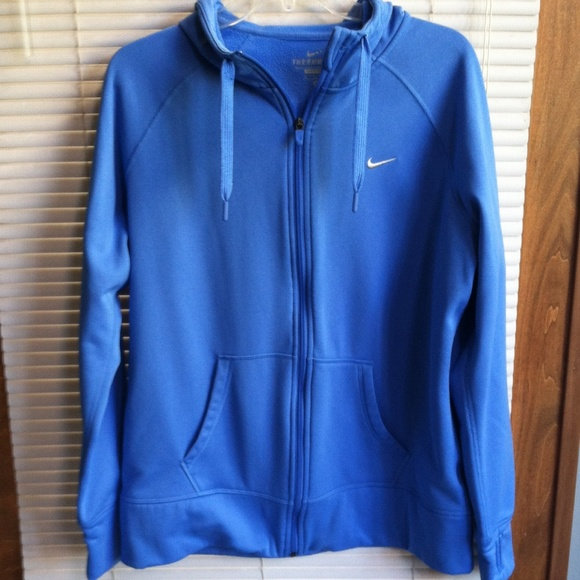 3bd79f06f3a1 Nike therma-fit zip up hoodie size xl. M 561bec26522b45b57300166f