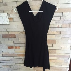 Brandy Melville cut out skater dress