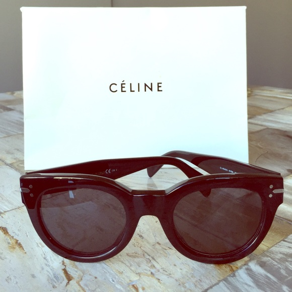 2ee2c511a5a2 Celine Accessories - Celine Butterfly Sunglasses! CL-41040 S