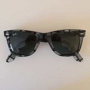 Reserved! RayBan Special Series Wayfarers