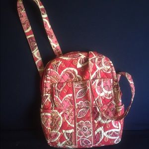 Vera Bradley Ultimate Backpack and Wallet