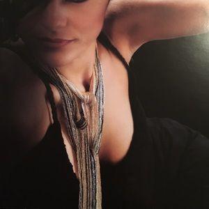 Jewelry - Scarpa ( scarf) necklace by VS Italia