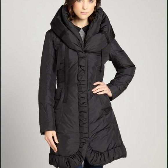 70% off Tahari Jackets &amp Blazers - Tahari down coat pillow collar