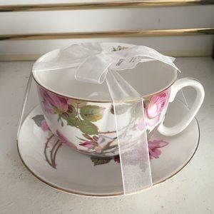 🆕Grace's Teaware Cup & Saucer