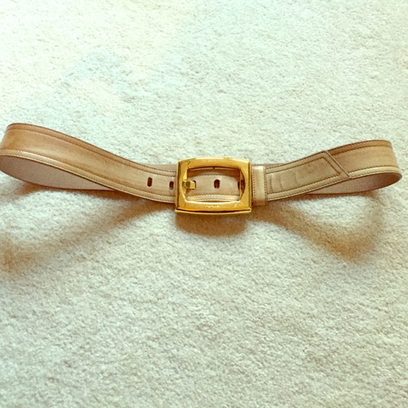 148964c1b9ac Prada Saffiano leather belt