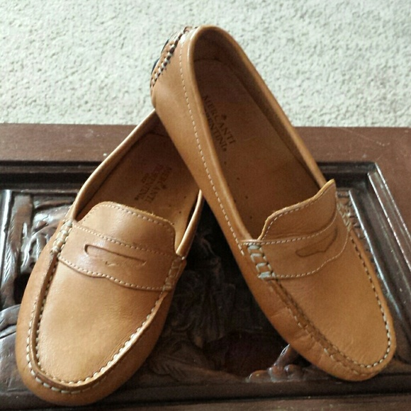 1fba214f0ff Like Butta leather penny loafers. M 561c2a5f4225be260a003575