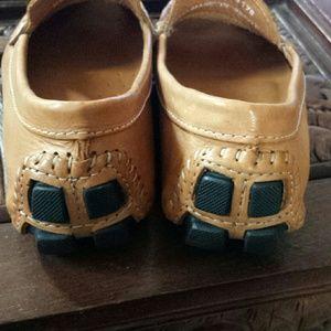 baa52a4ac45 Mercanti Fiorentini Shoes - Like Butta leather penny loafers