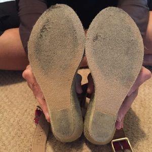 Steve Madden heels. Size 9