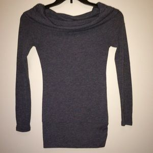 Forever 21 gray shirt