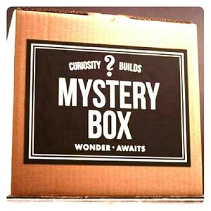 the mystery of the red box Mystery box apocalyptic beauty offers grabbag-style mystery boxes (or bags) four times a year: valentine's, easter, halloween, and christmas/winter holidays.