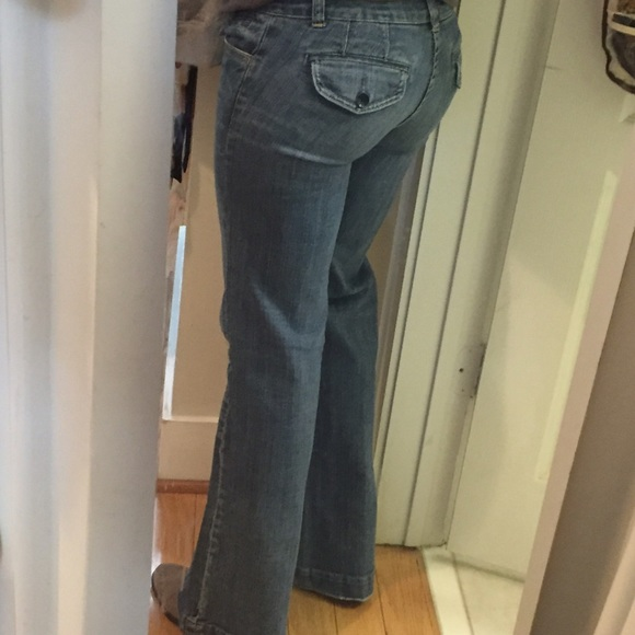 American Eagle Outfitters - American Eagle wide leg Jean from ...