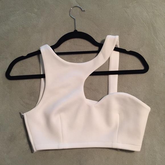 046749b271a9f7 Rehab clothing crop top